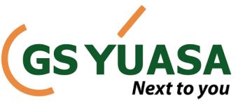 Заполнен раздел аккумуляторы GS YUASA